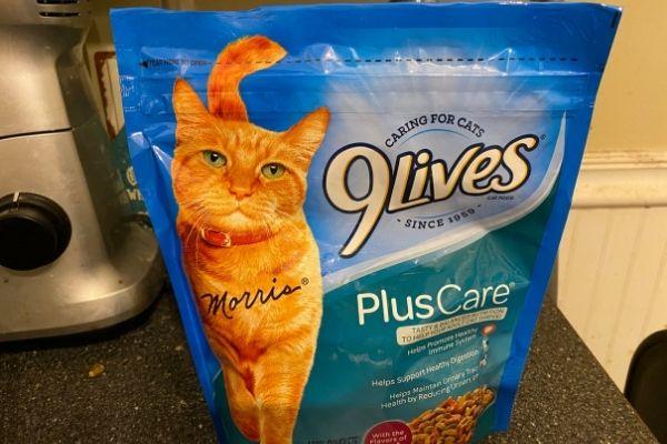 9 Lives Cat Food Deal