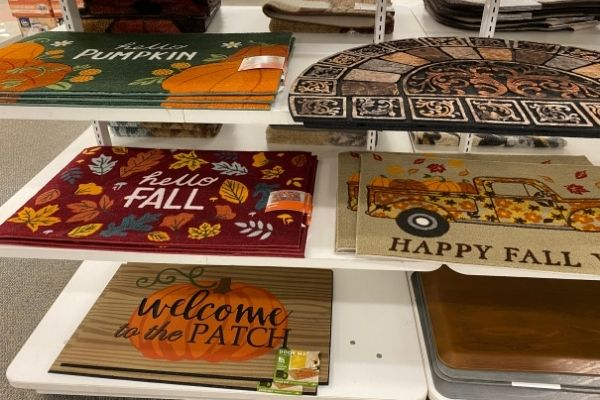Fall Doormats on Sale