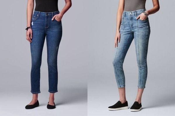 Kohl's Jeans on Sale