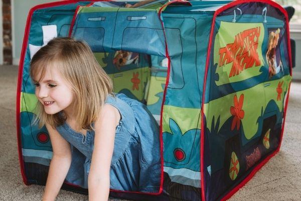 Scooby Doo Mystery Machine Tent