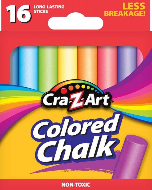Cra-Z-Art Sidewalk Chalk