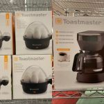 Toastmaster Small Appliances on Sale for as low as $14.99 (Was $30)!