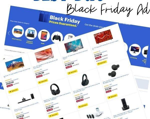 Best Buy Black Friday Ad Scans